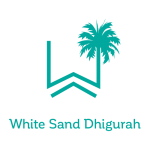 White sand Dhigurah logo